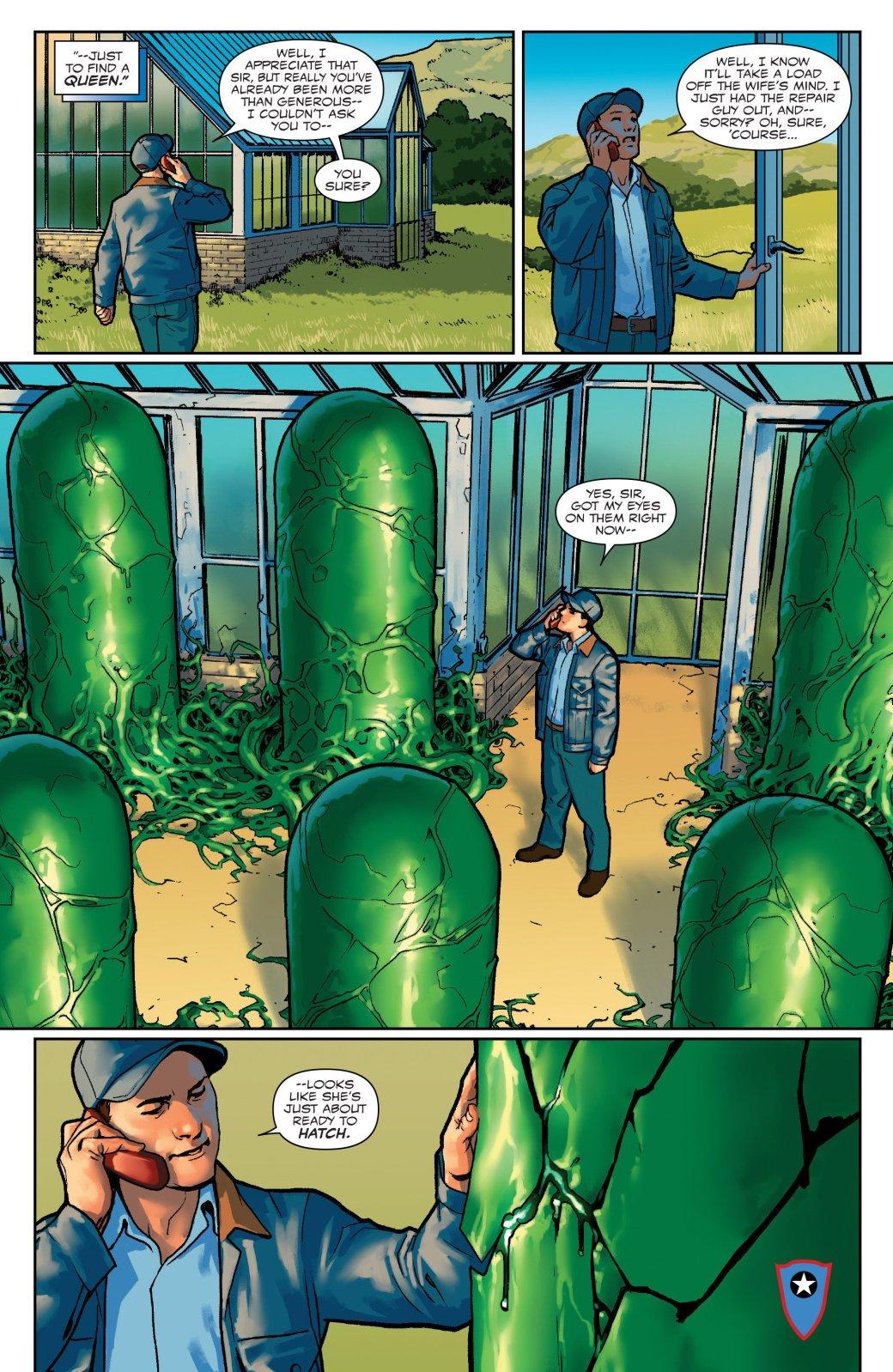 Как изменился Капитан Америка, став агентом Гидры? - Изображение 13