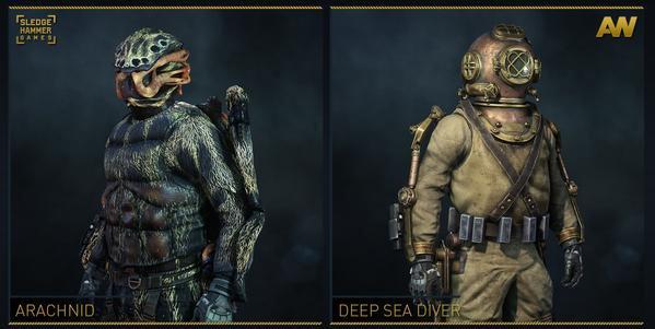 Еще больше безумных костюмов для Call of Duty: Advanced Warfare - Изображение 3