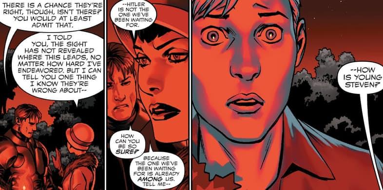 Как изменился Капитан Америка, став агентом Гидры? - Изображение 5