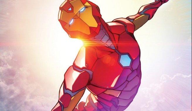 Преемница Железного человека всеже возьмет новое супергеройское имя - Изображение 1