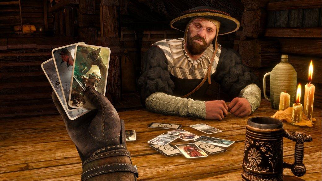 The Witcher 3: Hearts of Stone на диске и с Гвинтом выйдет чуть позже. - Изображение 1
