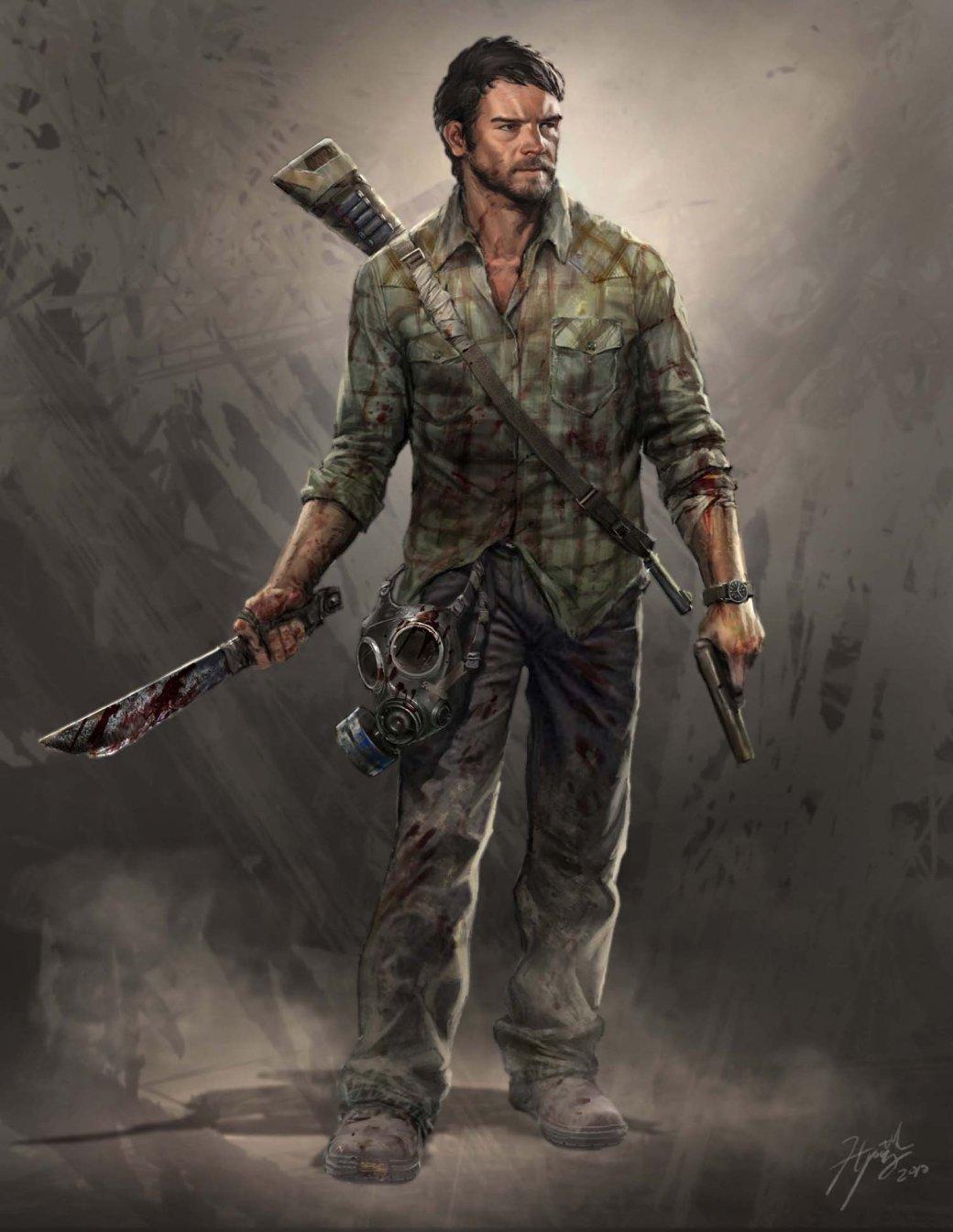 Разработчик The Last of Us выложил свои наработки в сеть - Изображение 33