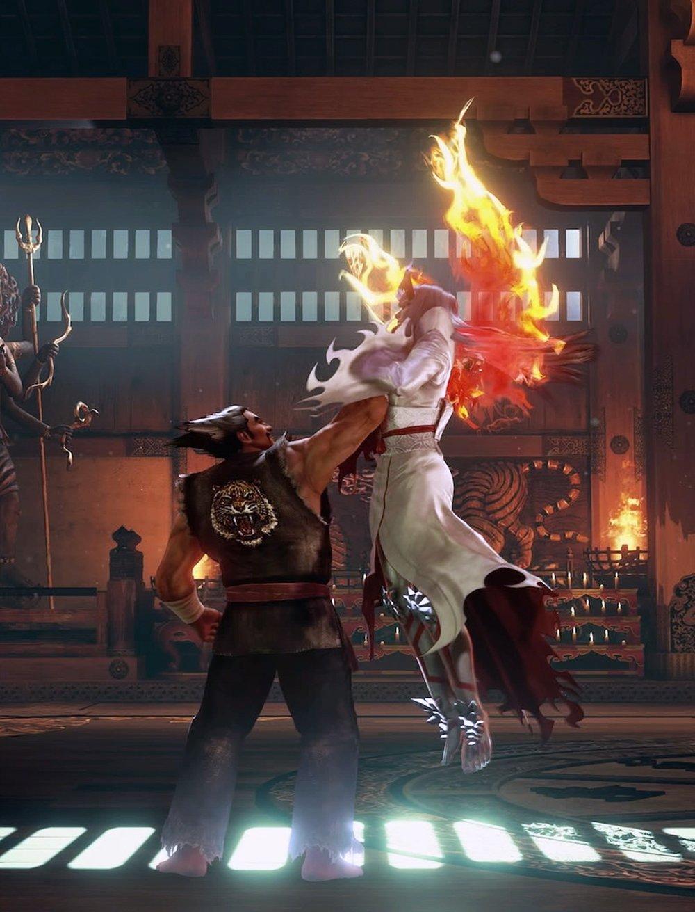 Рецензия на Tekken 7 - Изображение 9