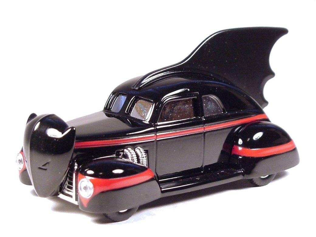 История бэтмобиля: все машины Темного Рыцаря - Изображение 35