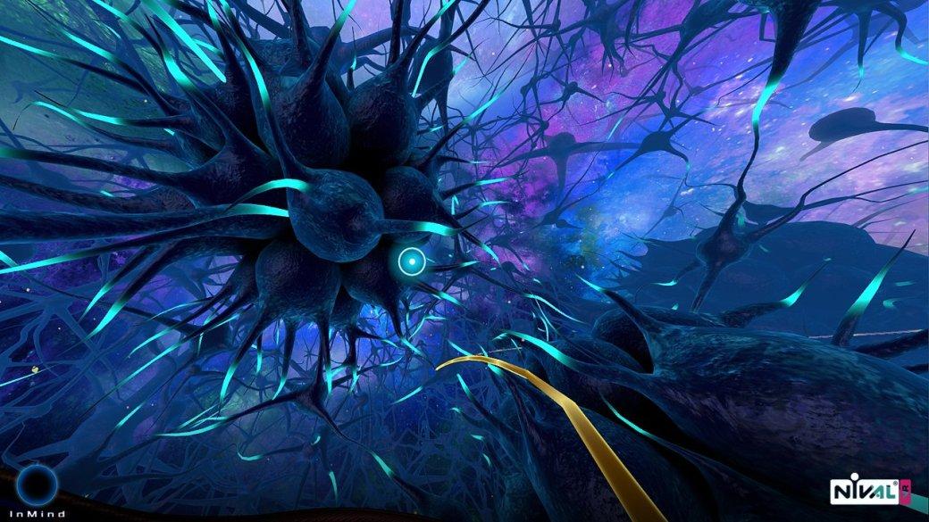 Nival отправляет в путешествие по человеческому мозгу в InMind для Oculus VR - Изображение 2