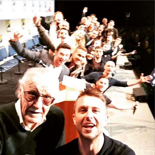 Fox и Marvel на Comic-Con 2015 - Изображение 12