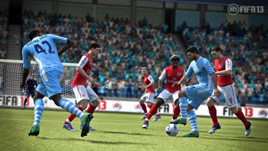 FIFA 13: эксклюзивный репортаж из Лондона - Изображение 1