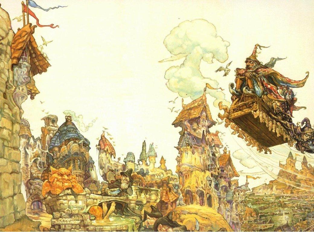 Как Москва прощалась с сэром Терри Пратчеттом - Изображение 2