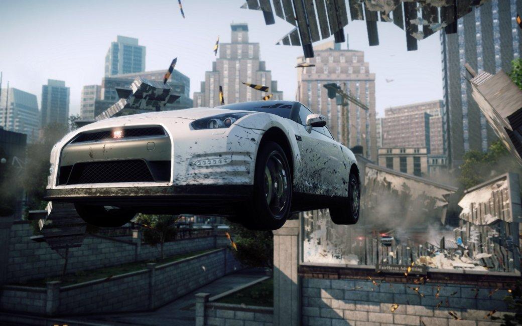 E3: Need for Speed: Most Wanted - наши впечатления - Изображение 2