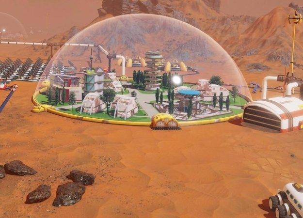 Создатели Tropico анонсировали новейшую стратегию про колонизацию Марса