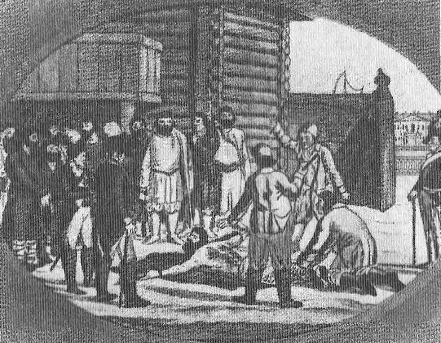 Боль и страх: 10 главных телесных наказаний на Руси - Изображение 1