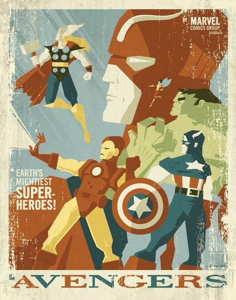Галерея вариаций: Мстители-женщины, Мстители-дети... - Изображение 178