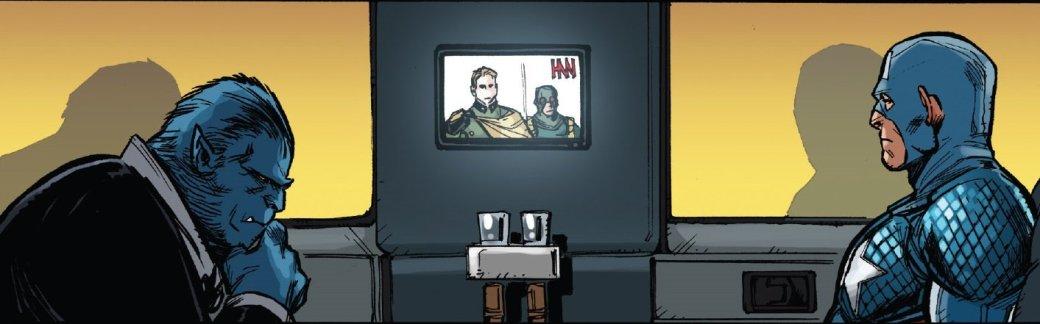 Secret Empire: противостоянию Стива Роджерса иТони Старка нет конца - Изображение 21