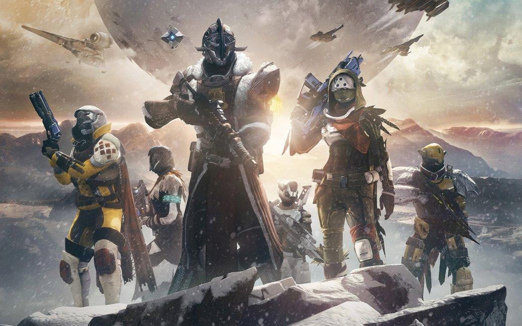 Круглый стол: мнение опытных гардианов озакрытойбете Destiny2. - Изображение 1