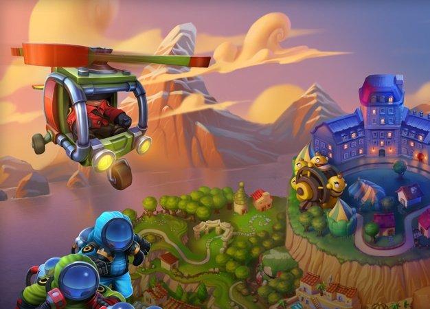 Мобильная игра недели: Fieldrunners 2 HD - Изображение 1