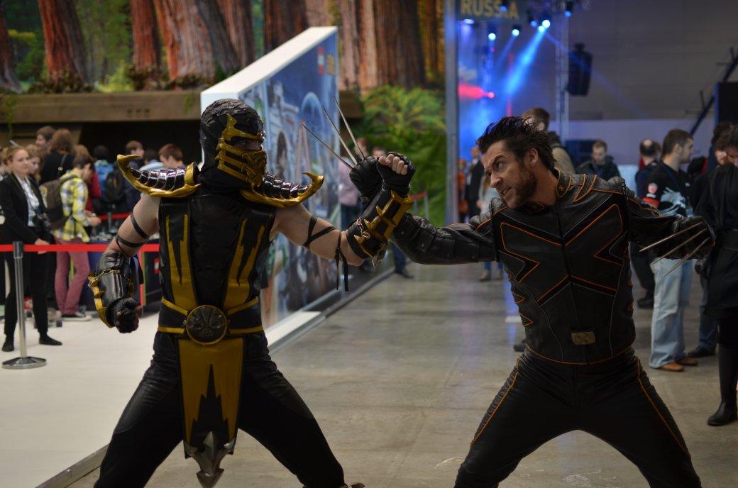 Фотоотчет с «Игромира» и Comic Con Russia, день 1 - Изображение 1