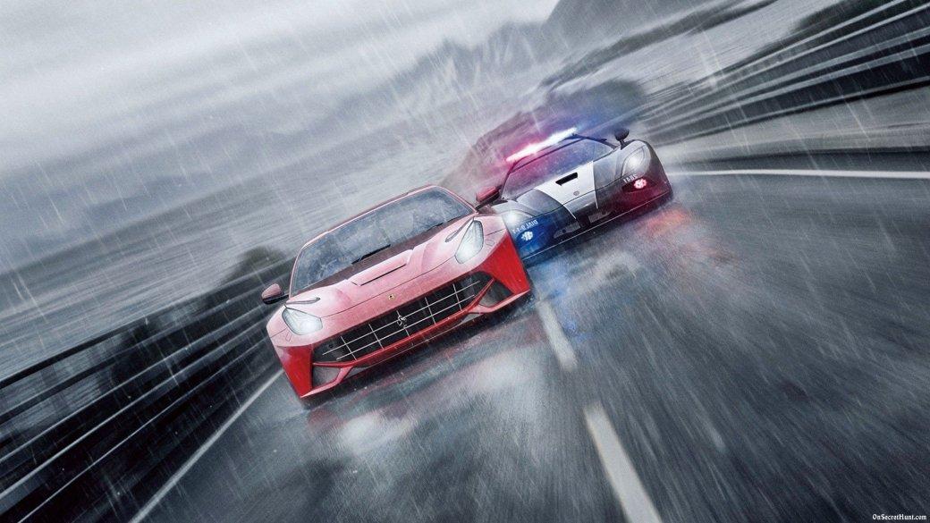 На WiiU не выпустят Need for Speed: Rivals - Изображение 1