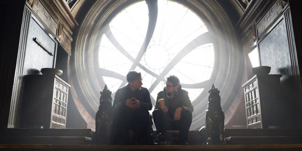 Скотт Дерриксон оплатил себе дорогу в режиссеры «Доктора Стрэнджа» - Изображение 1