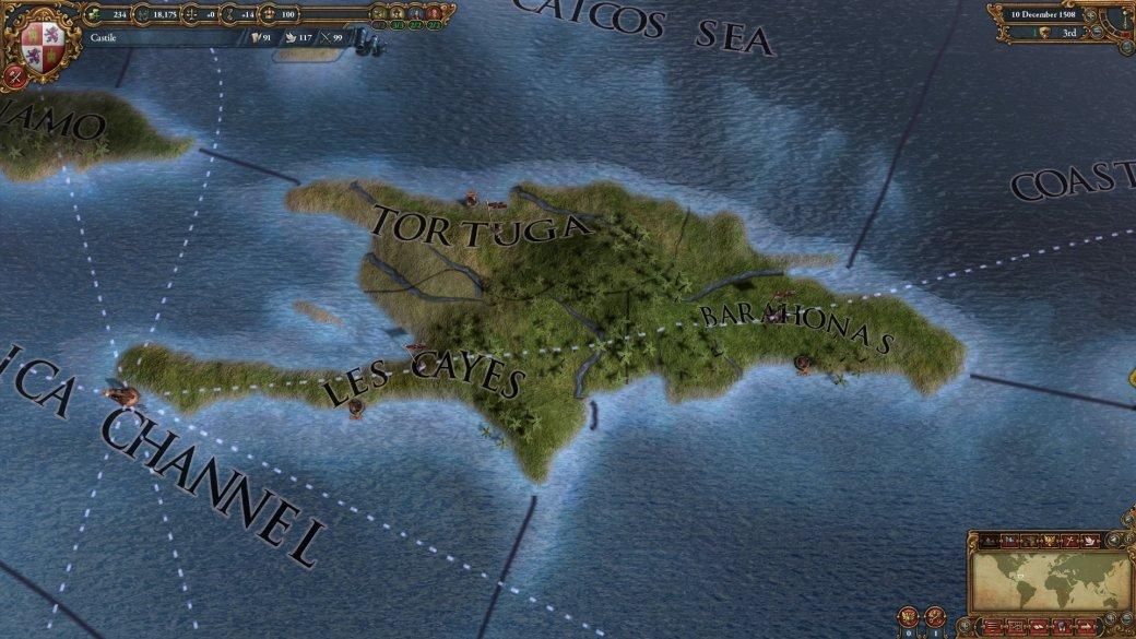 Дополнение к Europa Universalis 4 задержится до середины января - Изображение 1