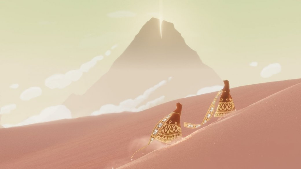 Рецензия на Journey - странноватая рецензия - Изображение 1