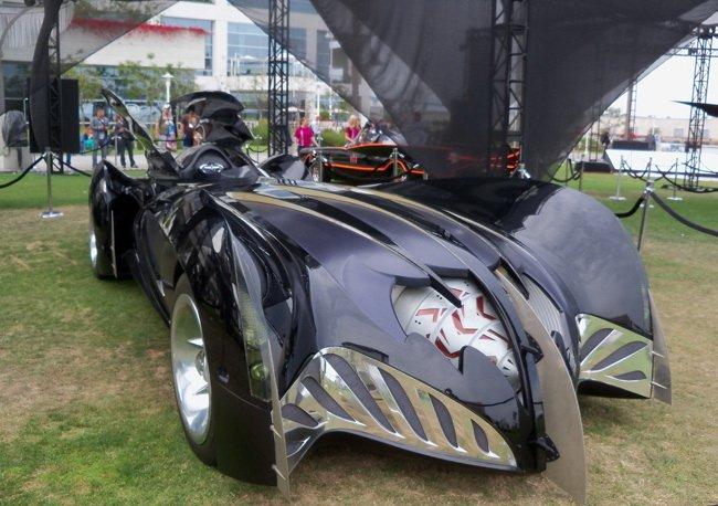 История бэтмобиля: все машины Темного Рыцаря - Изображение 53