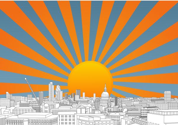 Год восходящего солнца  - Изображение 1