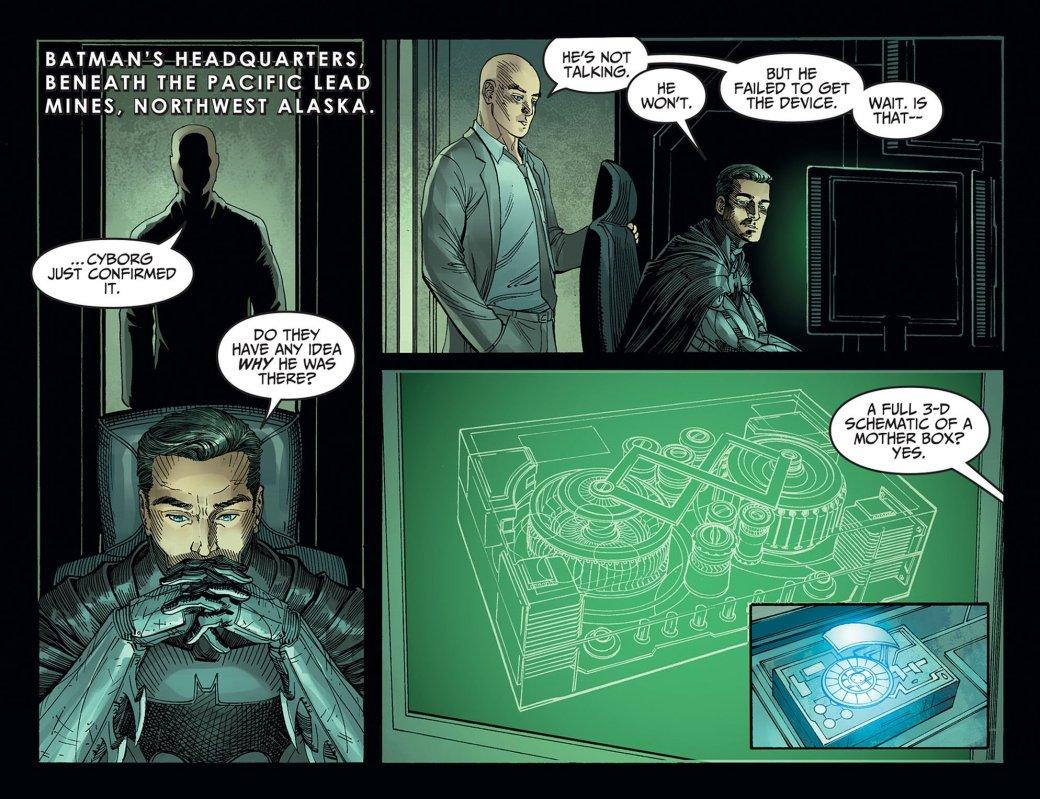 Что происходило вовселенной Injustice дособытий первой игры. Часть2 - Изображение 44