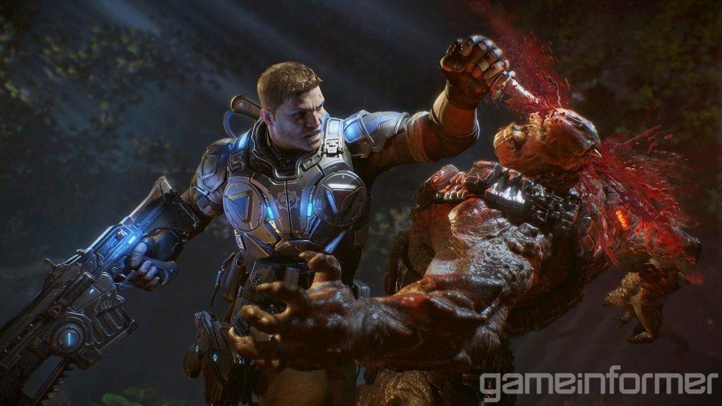 Объявлена дата релиза Gears of War 4 - Изображение 1