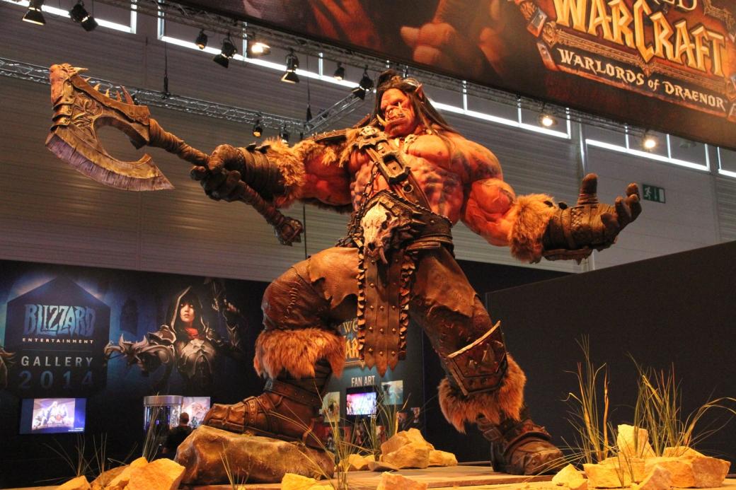 Gamescom 2014 в фото - Изображение 36