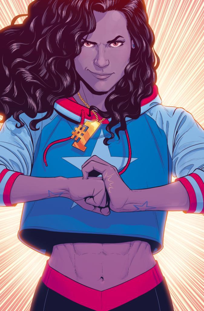 Marvel анонсировала новую серию про Мисс Америку - Изображение 1