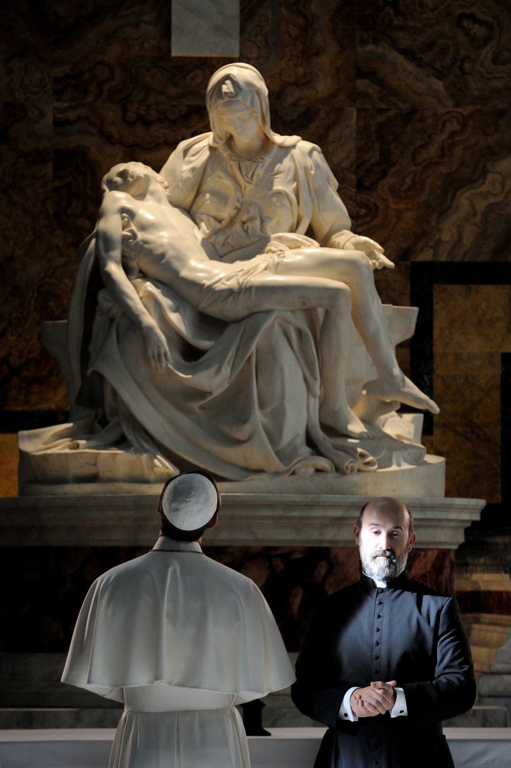 Рецензия на «Молодого Папу». - Изображение 6