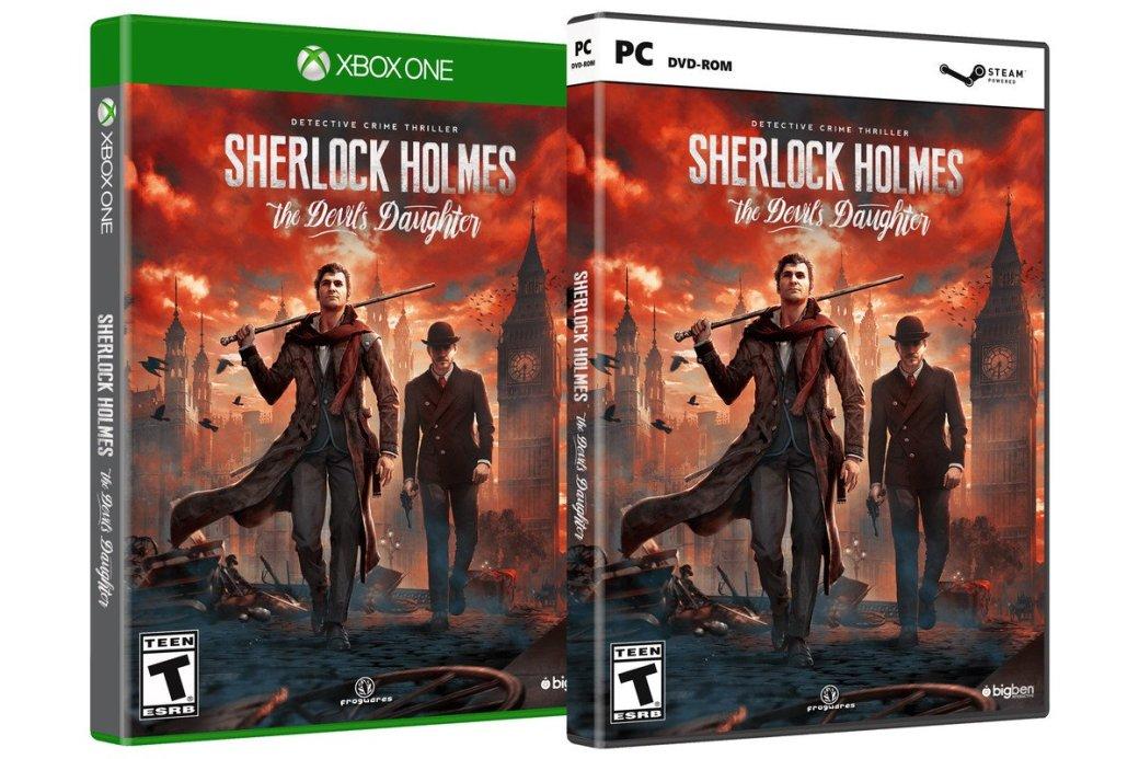 Новая часть  «Приключений Шерлока Холмса» выйдет в мае - Изображение 1