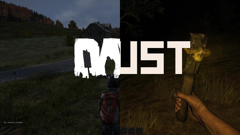 DayZ и Rust: две игры, один жанр - Изображение 1