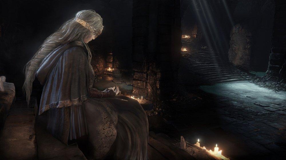 Первое дополнение к Dark Souls 3 выйдет в конце октября - Изображение 1