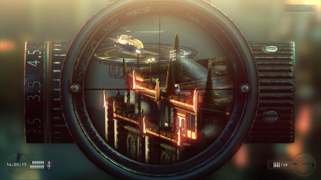 Вид на убийство: рецензия на Hitman: Sniper Challenge - Изображение 3