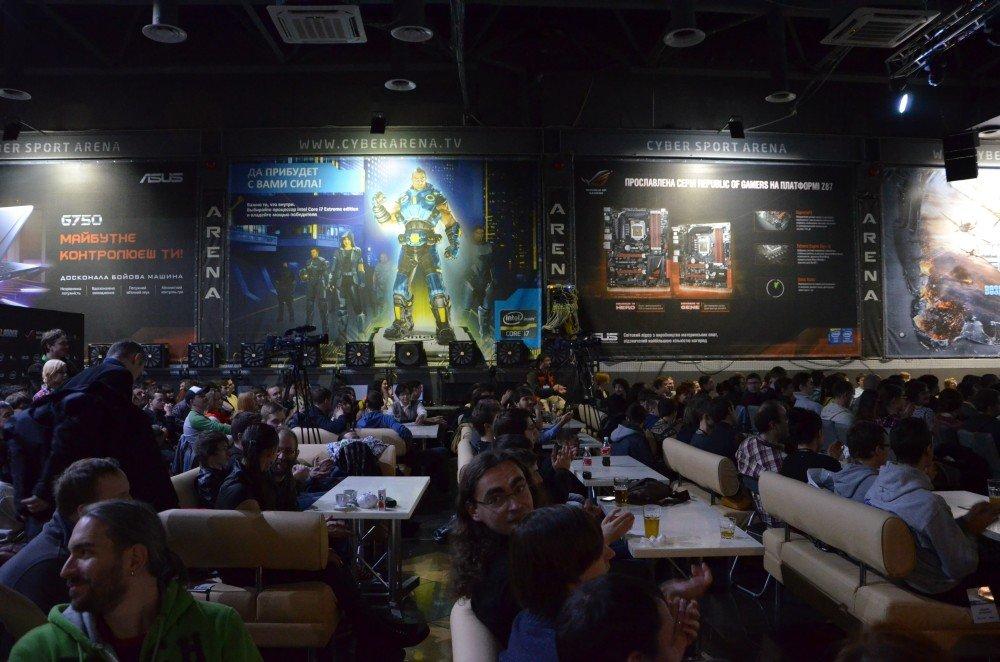 Арт вместо борща: репортаж с #GamesNightKiev  - Изображение 2