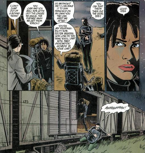 Комиксы: Y — The Last Man - Изображение 5