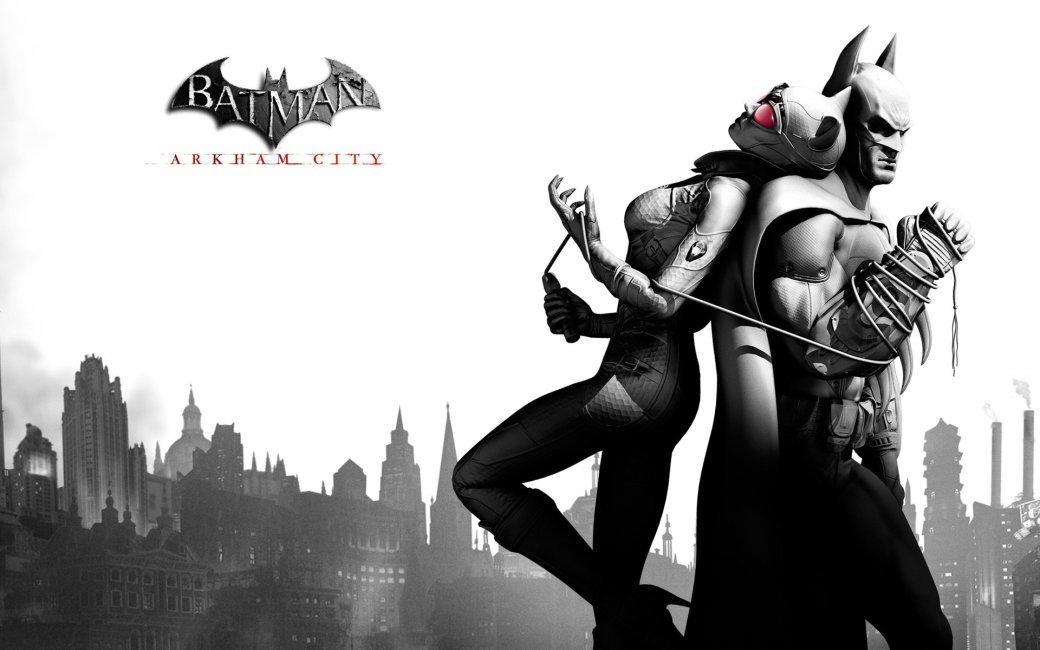 Сравнение графики Batman: Return to Arkham с оригинальными играми - Изображение 31