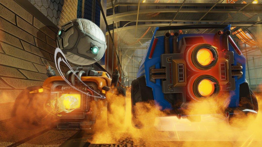 Rocket League будет портирована на Xbox One и  другие платформы - Изображение 3