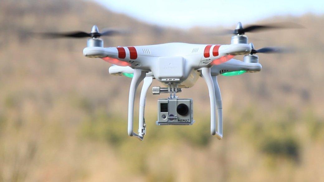 Селфи-дронами Twitter можно будет управлять через лайки и репосты - Изображение 1