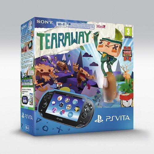 Tearaway попала в новый бандл PS Vita. - Изображение 1