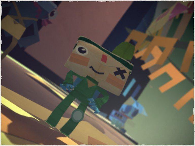 Tearaway (PS Vita) - Мнение - Изображение 1