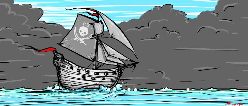 О старом пирате замолвите слово… - Изображение 3