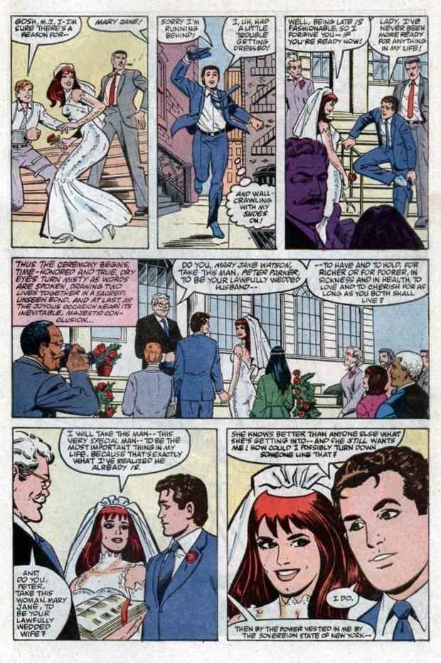 Легендарные комиксы про Человека-паука, которые стоит прочесть. Часть 2. - Изображение 22