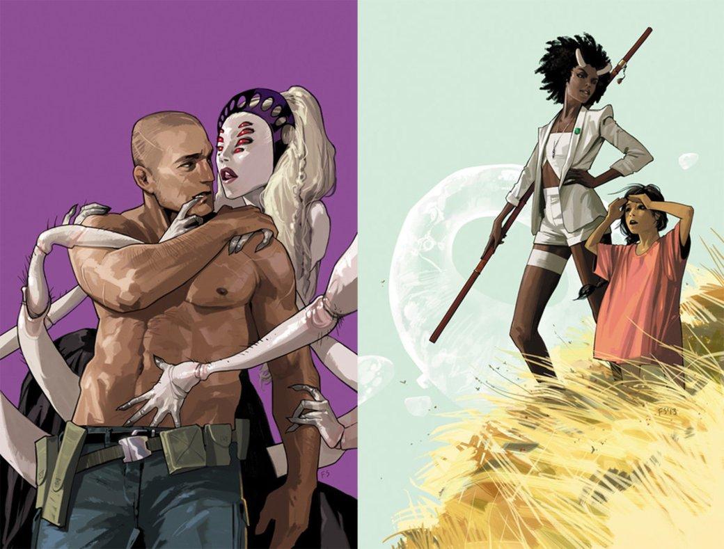 """""""Saga"""" - несколько слов о живой классике комиксов - Изображение 3"""
