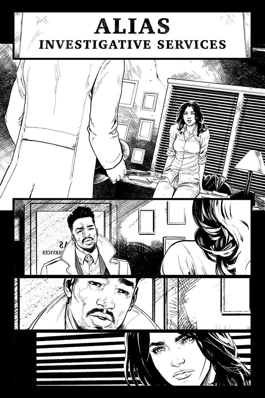 Перед сериалом Marvel выпустит новую серию комиксов «Защитники» - Изображение 2
