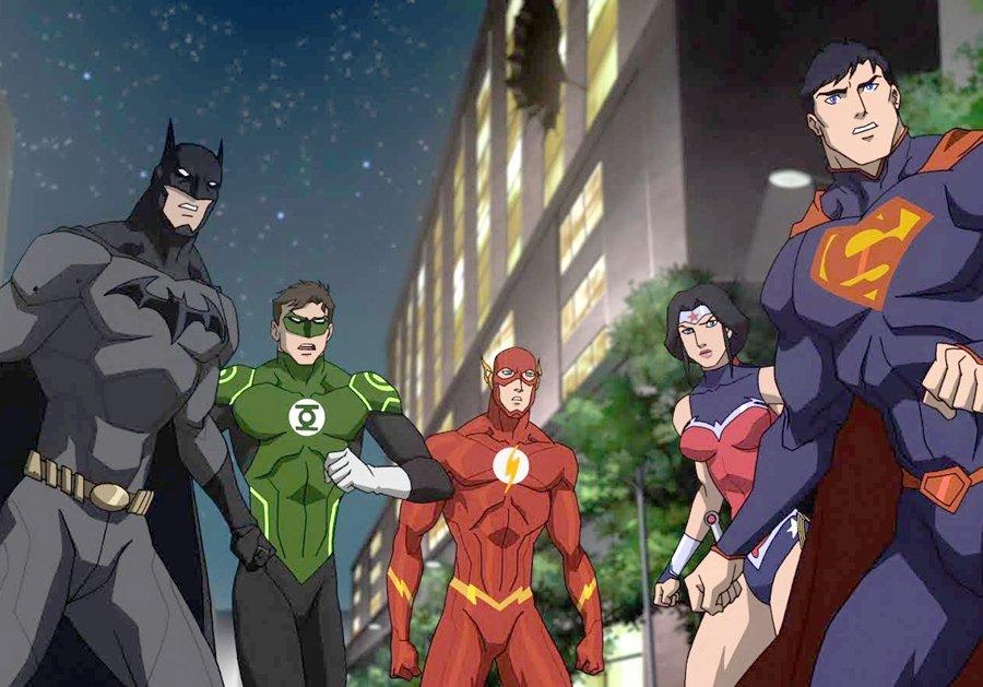 Как начать смотреть полнометражную супергеройскую анимацию. - Изображение 20
