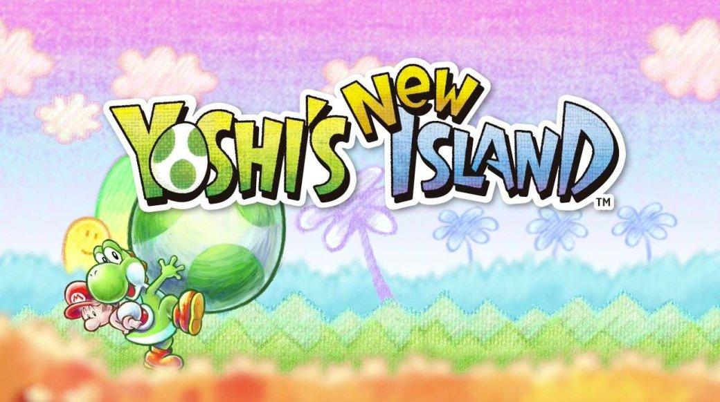 Yo-kai Watch 2 не дала Yoshi's New Island возглавить японский чарт - Изображение 1