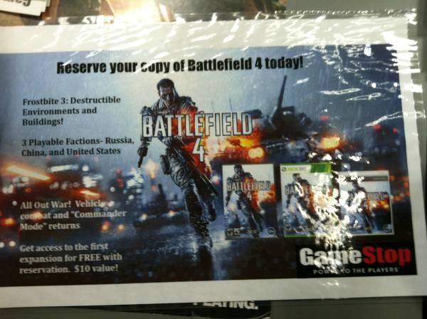 В Сеть утекли новые подробности Battlefield 4 - Изображение 1