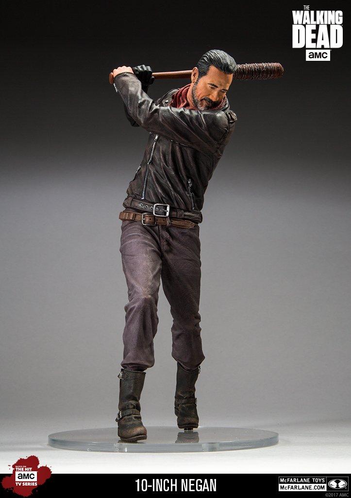 Новая статуя Негана из «Ходячих мертвецов» использует образ из сериала - Изображение 1